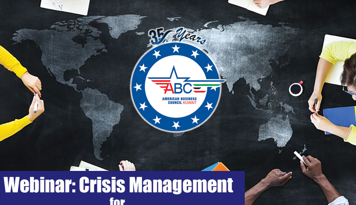 Crisis Management for Leaders, Organizations and Individuals