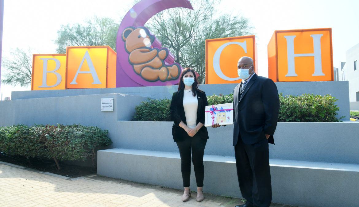 ABCK-AmCham Kuwait Partners with Al Ahli Bank of Kuwait and Gulf Insurance Group to Distribute Toys to  BACCH and KACCH